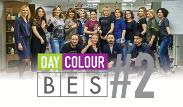 DAY COLOR BES, март 2019